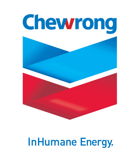 Justice In Nigeria Now's 'Chevrong' logo